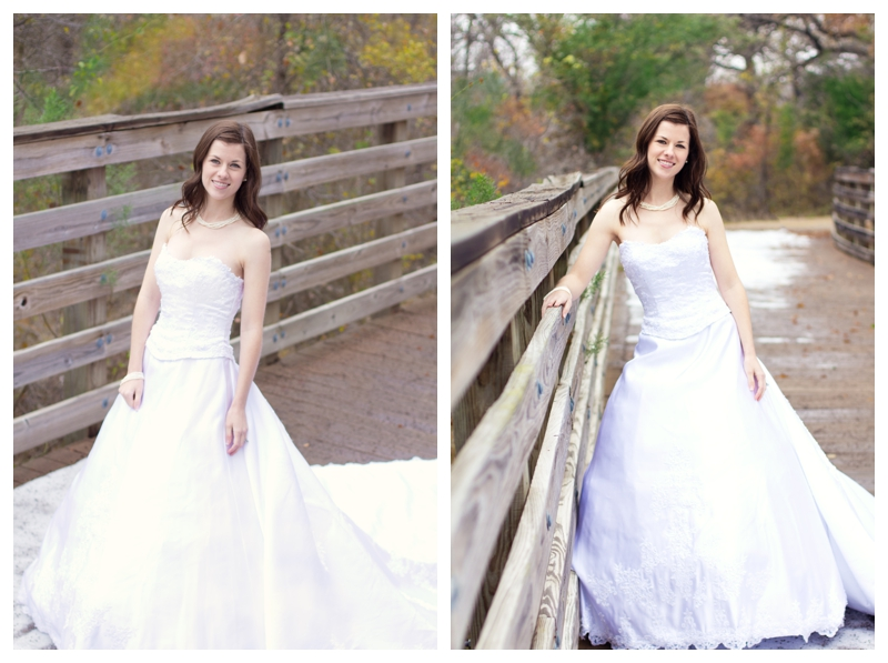 DFW Bridal Photographer {Cassi -n- Dan}