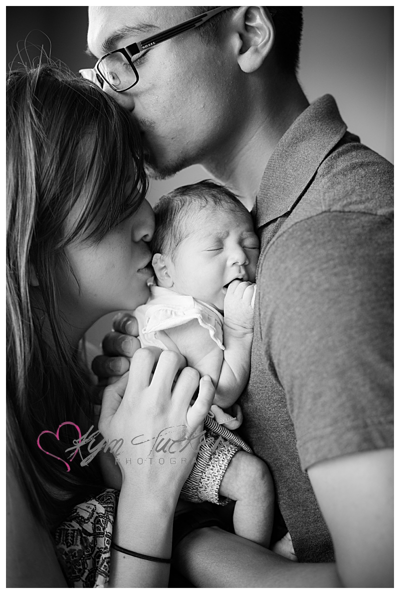 DFW Newborn Photographer {Baby Valerie}